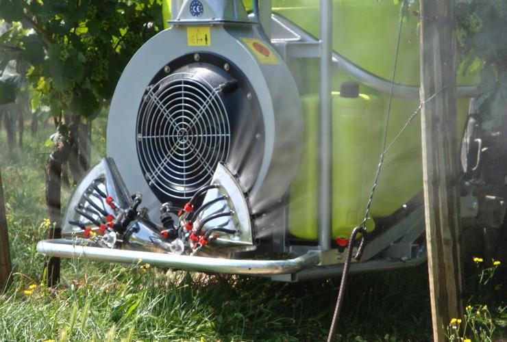 Atomizadores-Viñas en espaldera-Transportados-Fast 50 Lt 300 – Lt 400 – Lt 600