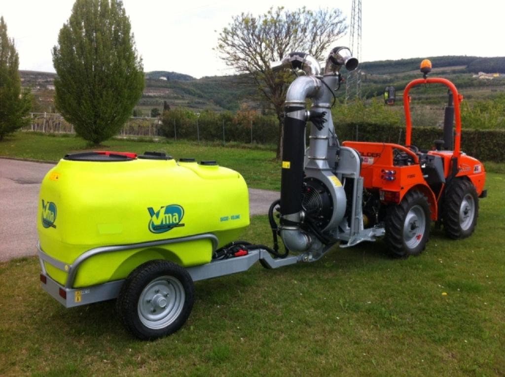 Atomizadores-Viñas en espaldera-Articulados-Power 55lt 1000 - Lt 1500 - Lt 2000