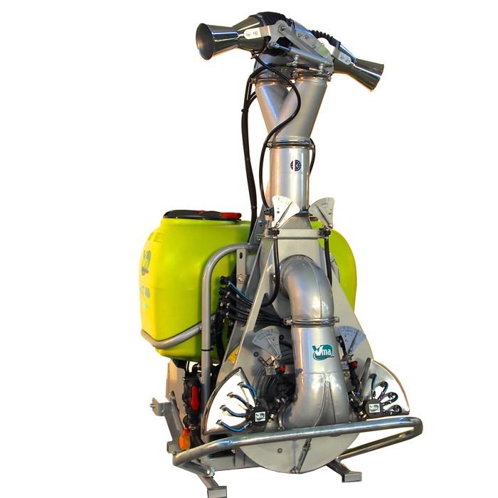 Atomizadores-Viñas en espaldera-Transportados - FAST 50 LT 300 – LT 400 – LT 600  - ≥ CV 50-37 KW