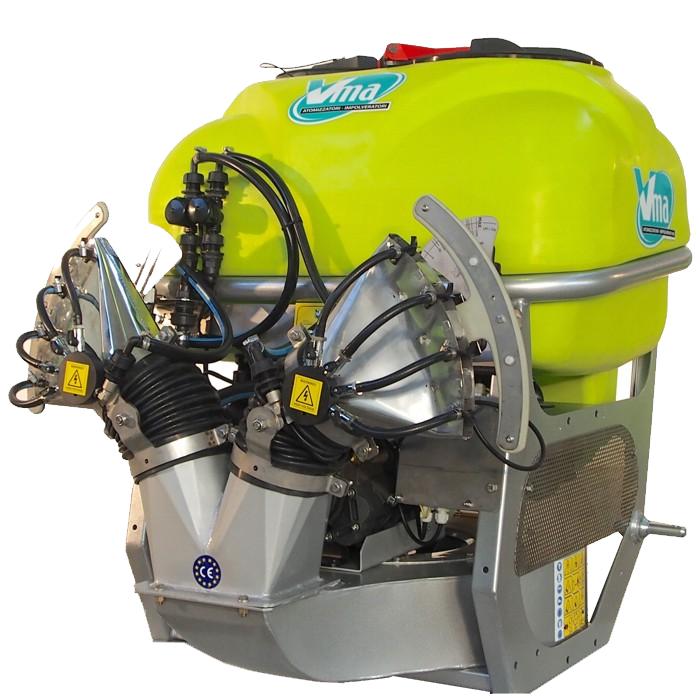 Atomizadores-Viñas con entoldado - Transportados