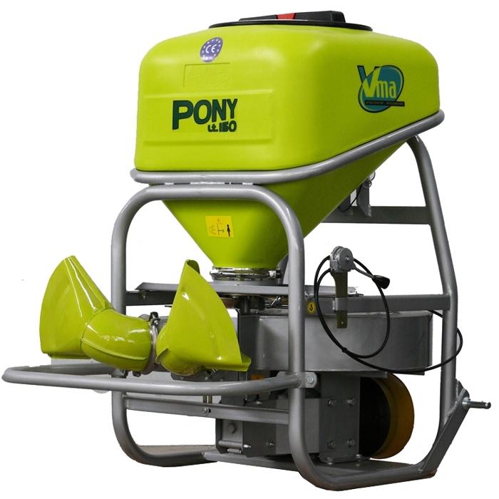 Espolvoreadores - Pony 150  - ≥ CV 35 - 25 KW