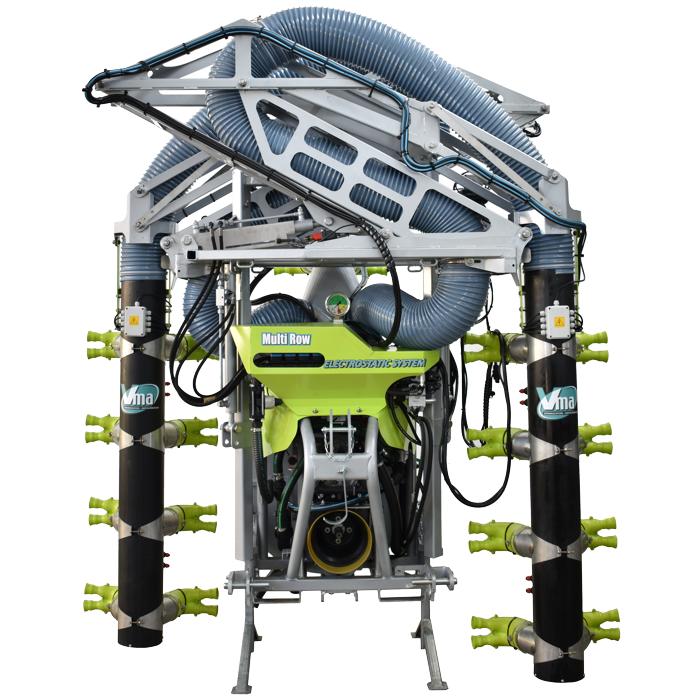 Atomizadores-Viñas en espaldera-Articulados - MULTIROW 2020 -
