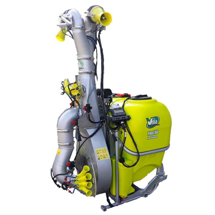 Atomizadores-Viñas en espaldera-Transportados - FAST 50 MG - ≥ CV 50-37 KW